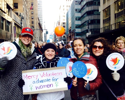 NYC Womensrights