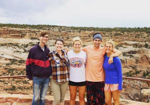 AZ_canyon Camping