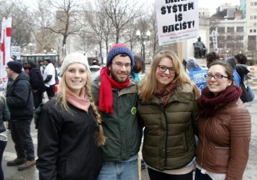 Detroit MLK March