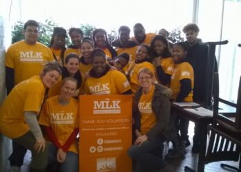 MLK Day Service- NYC Community