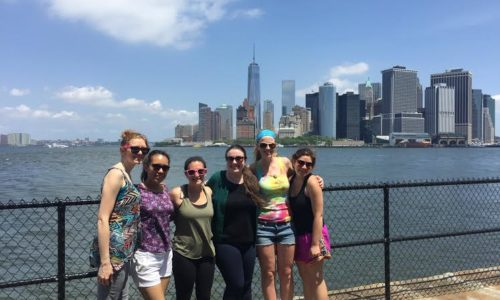 NYC Community Plus Angelica (MV 13-14,) Visit To Governor's Island May 2015, 2