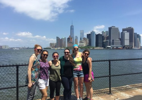 NYC Community Plus Angelica (MV 13 14,) Visit To Governor's Island May 2015, 2