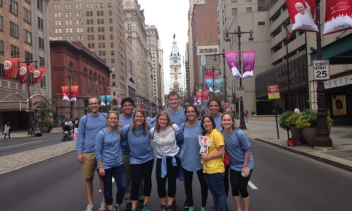 Philadelphia Volunteers Cityhall