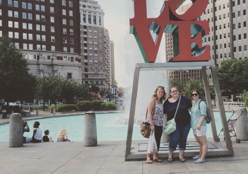 Philadelphia Lovestatue