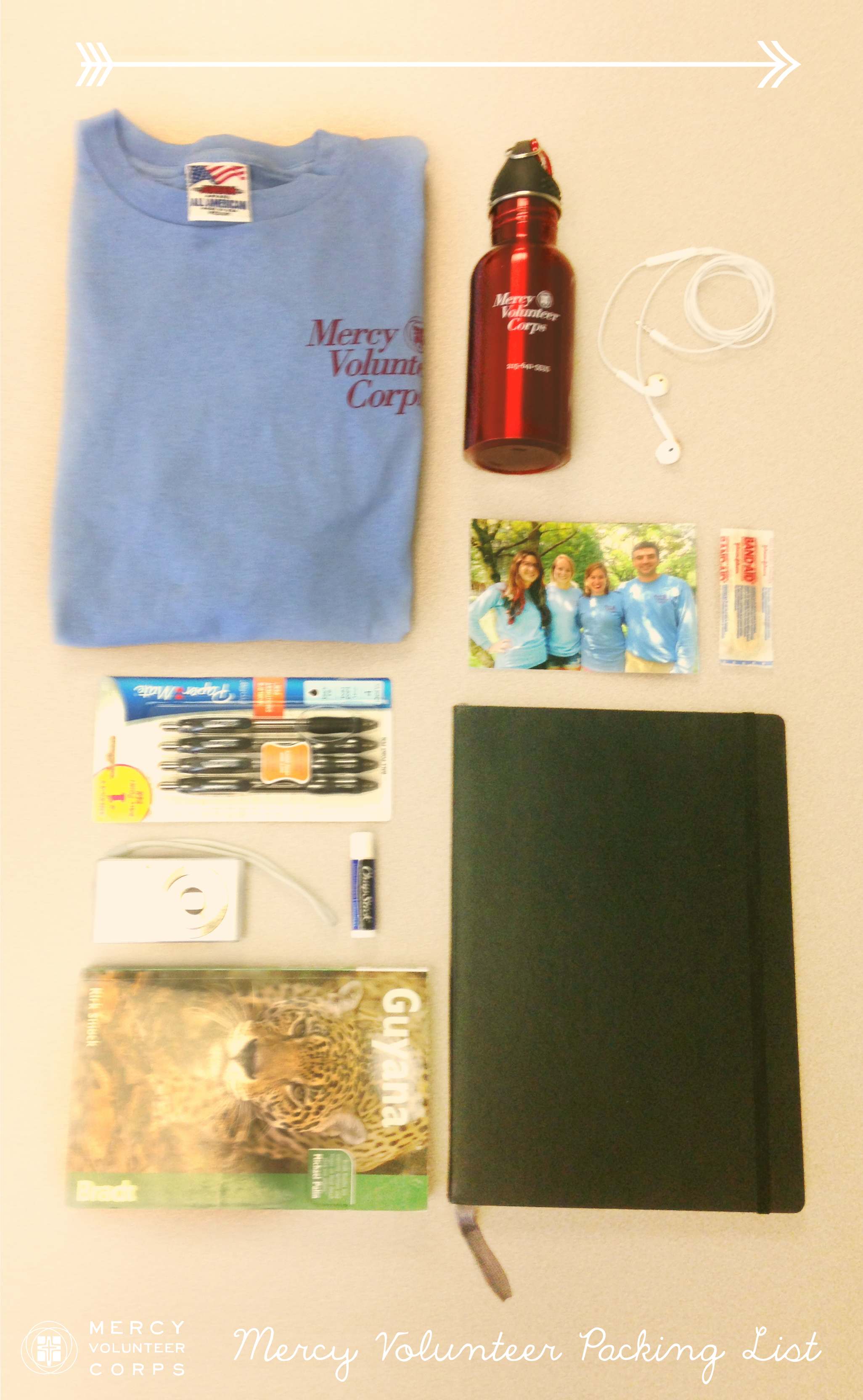 What To Pack For Your Volunteer Year