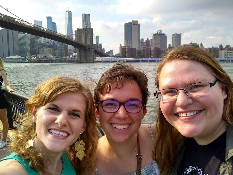A Day In My Life As A Mercy Volunteer: New York City