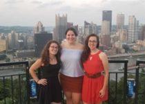 Pittsburgh Community Skyline