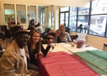 SanFran Service FaithfulFools MaggieBrennan Homeless Socialservices