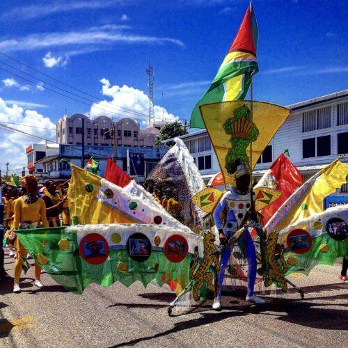 Guyana.Mashramani.Parade